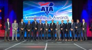 Colton Lawrence included as a member of the Fourth LEAD ATA Class